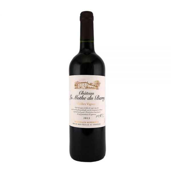 Vieilles Vignes 2015 Chateau La Mothe du Barry