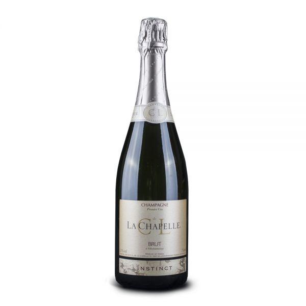 INSTINCT brut Champagne CL de la Chapelle-Copy