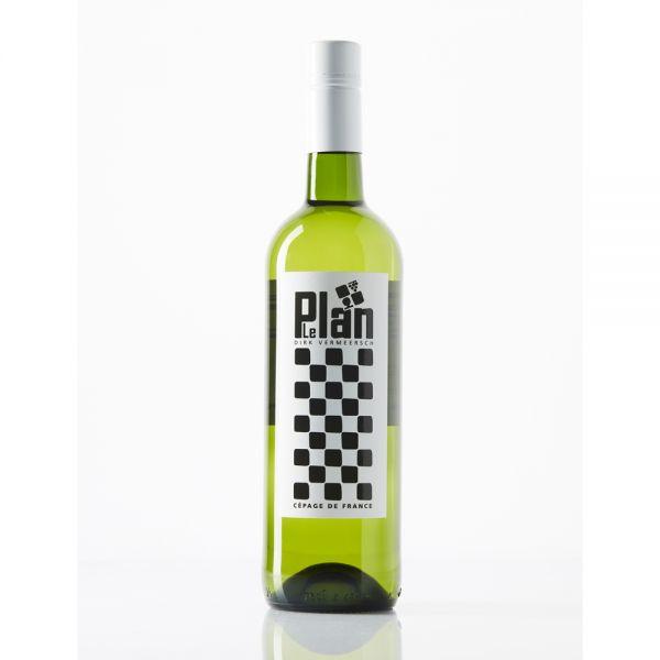 Le Plan Sauvignon Blanc 2017 Vermeersch