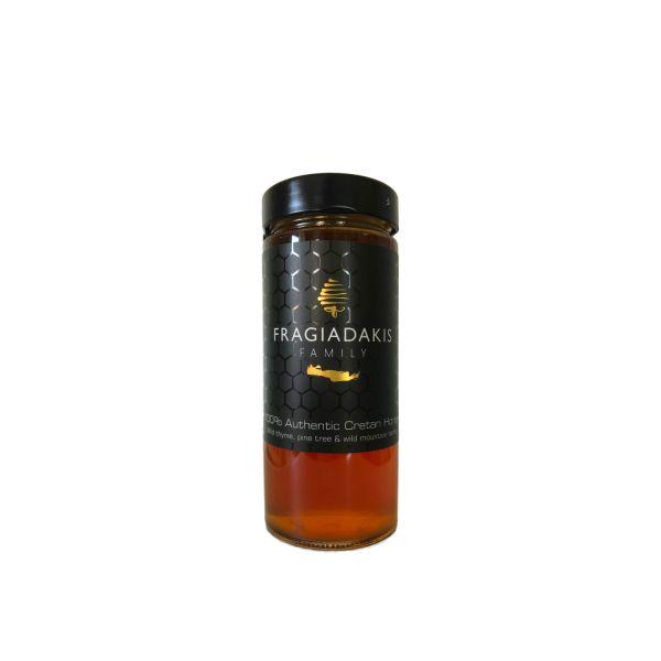 authentischer kretischer Honig