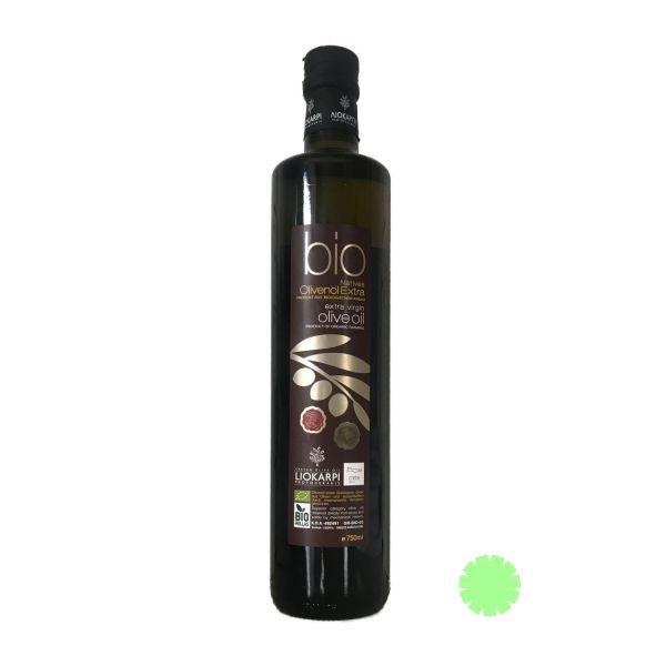 Kretisches Olivenöl BIO Liokarpi 500ml
