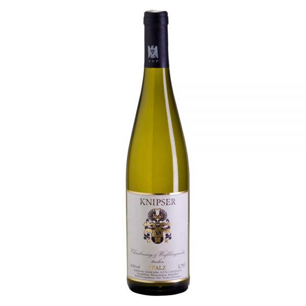 Chardonnay & Weissburgunder 2019 Knipser
