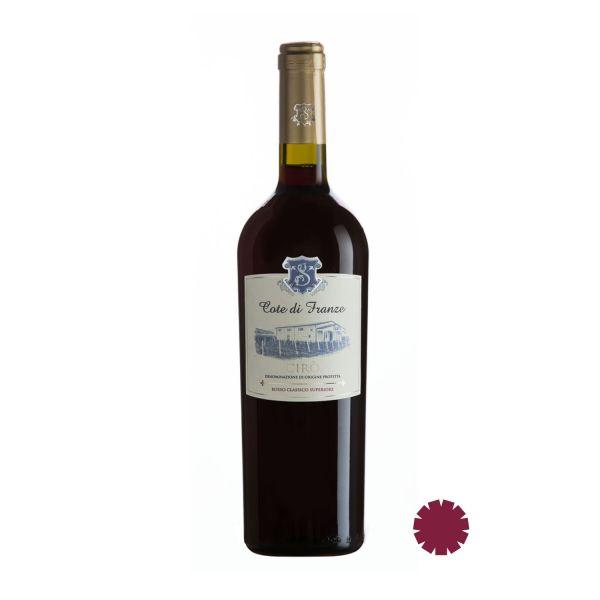 Rotwein Kalabrien