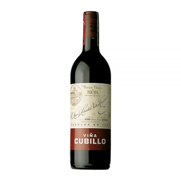Cubillo 2009 Lopez de Heredia