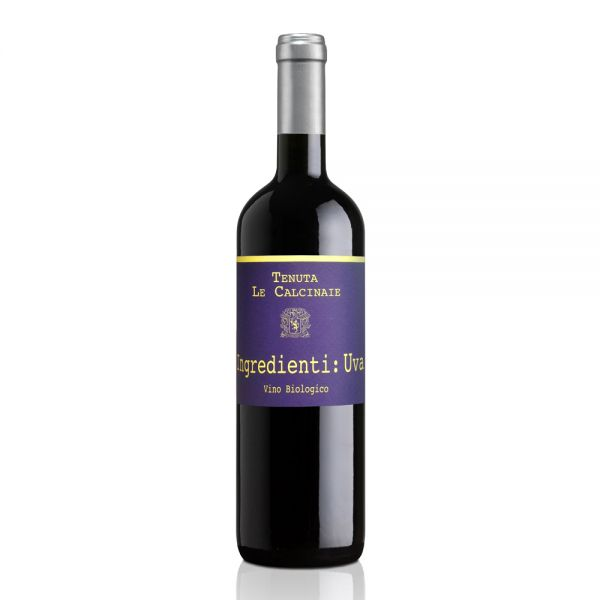Ingredienti: Uva 2015 Le Calcinaie
