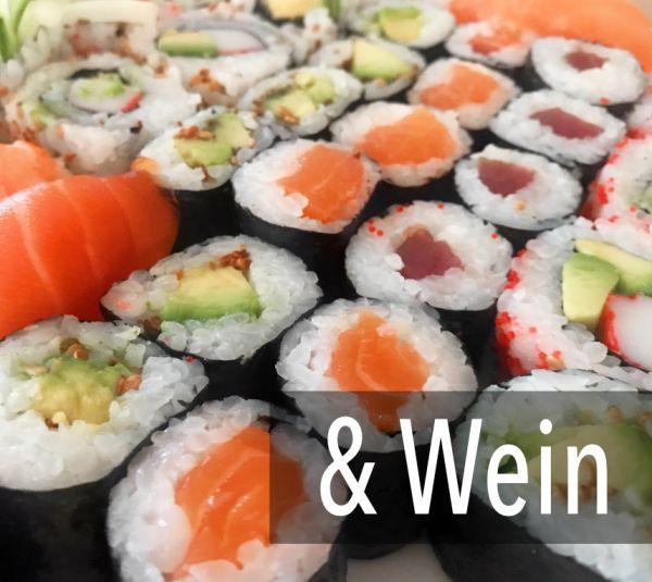 Sushi & Wein