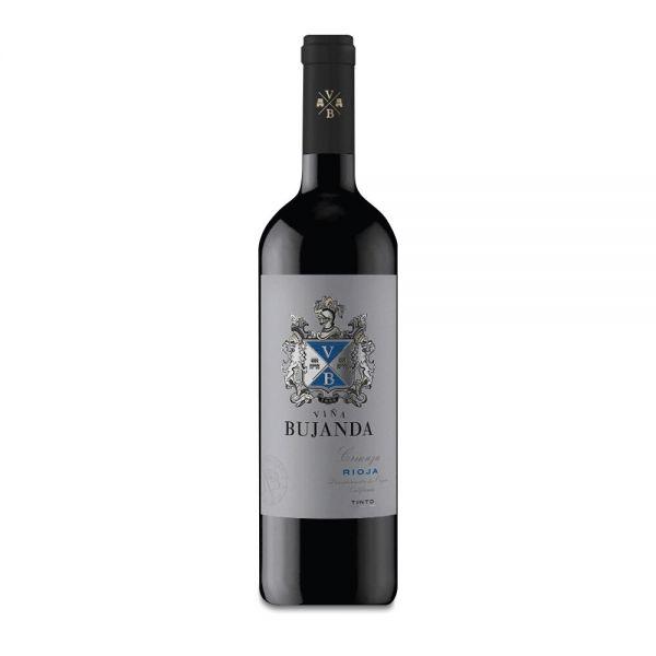 Rioja crianza 2015 Bujanda