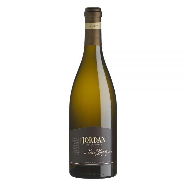 Chardonnay NINE YARDS 2017 Jordan