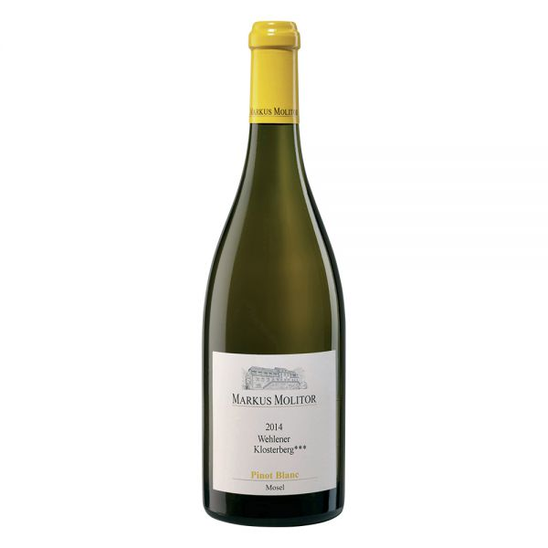 Pinot Blanc *** 2016 Markus Molitor