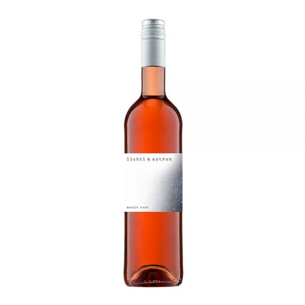 Merlot Rosé 2020 lichti & astroh