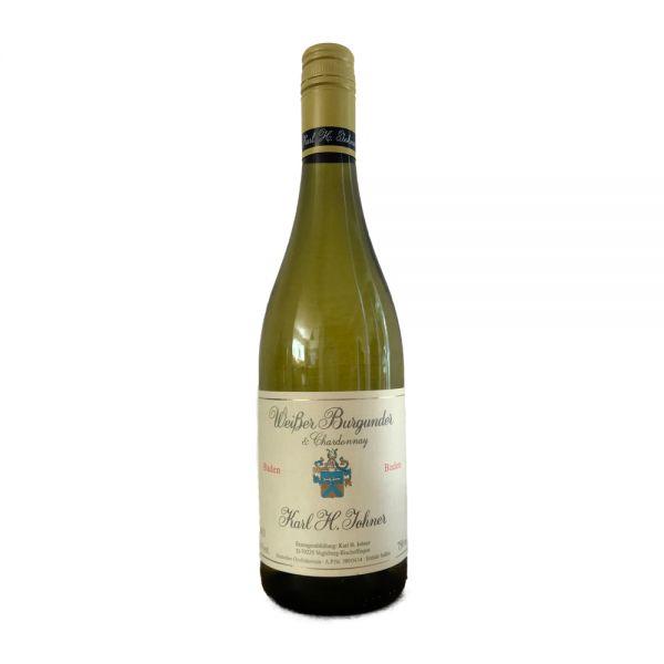 Weißburgunder & Chardonnay 2013 Johner