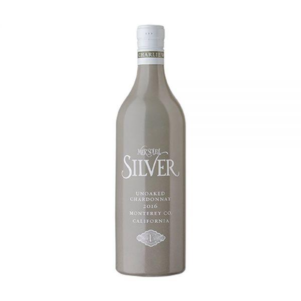SILVER Chardonnay unoaked 2015 Mer Soleil