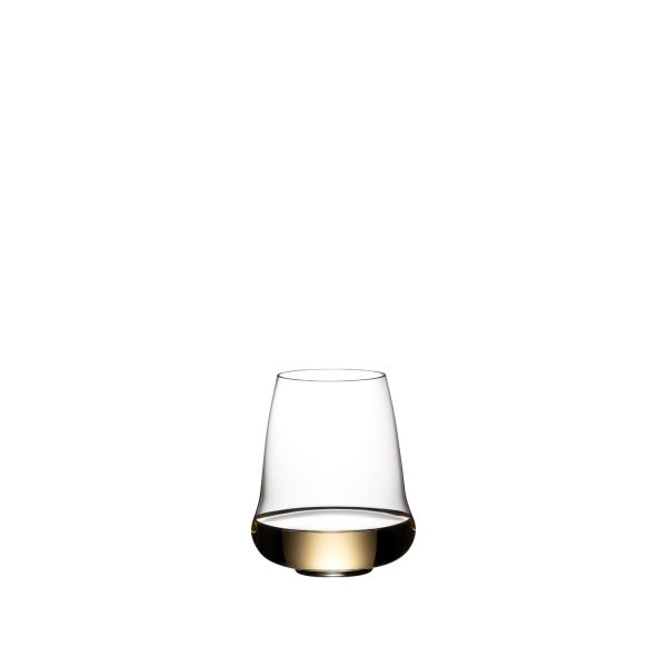Riedel Weinglas Stemless Wings To Fly Riesling / Sauvignon / Champagner
