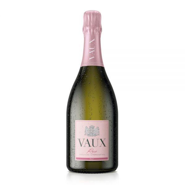 Rosé Brut Sekt Schloss Vaux