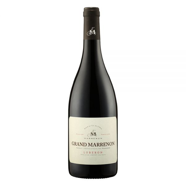 Grand Marrenon rouge 2016 Marrenon