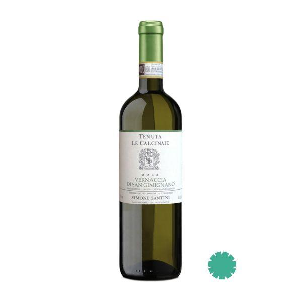 Weißwein Toskana