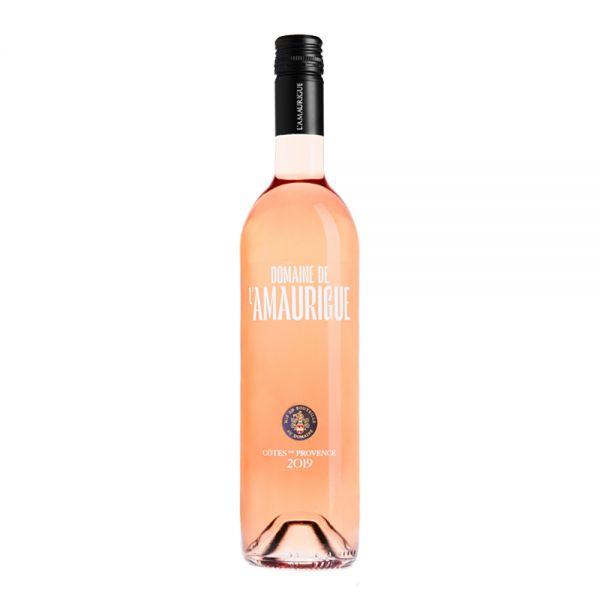 Domaine de l'Amaurigue 2019 Provence Rosé