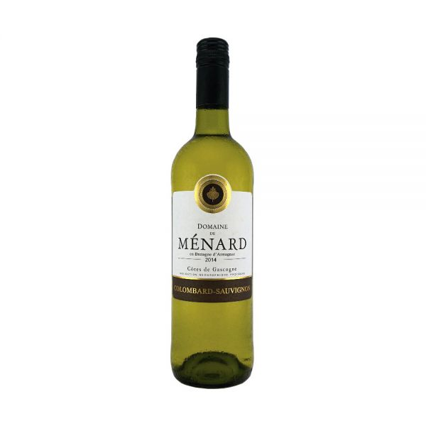 Gascogne blanc 2018 Domaine Menard Elisabeth Prataviera