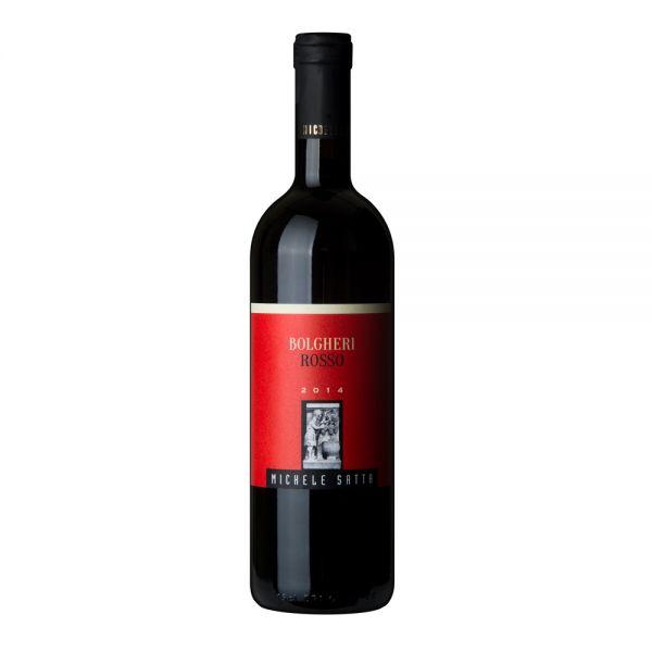 Bolgheri rosso 2017 Michele Satta
