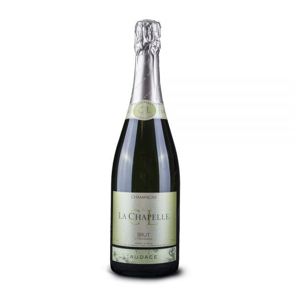 AUDACE brut Champagne CL de la Chapelle