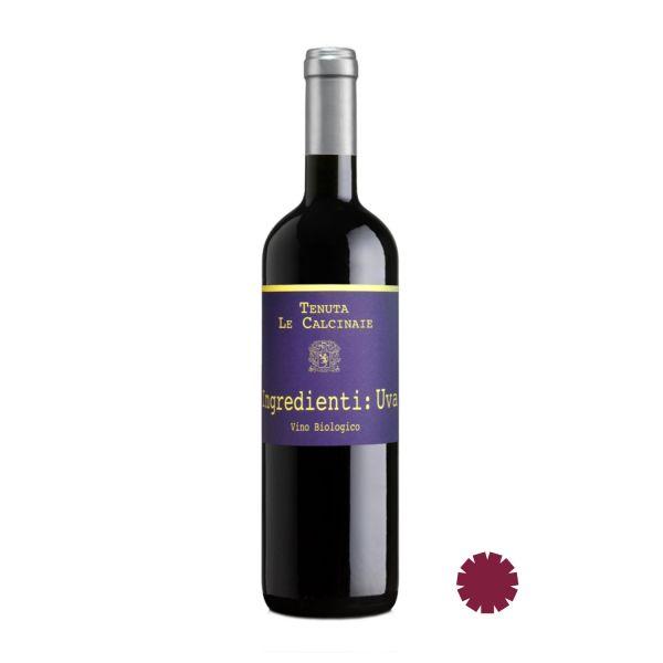 Rotwein Toskana