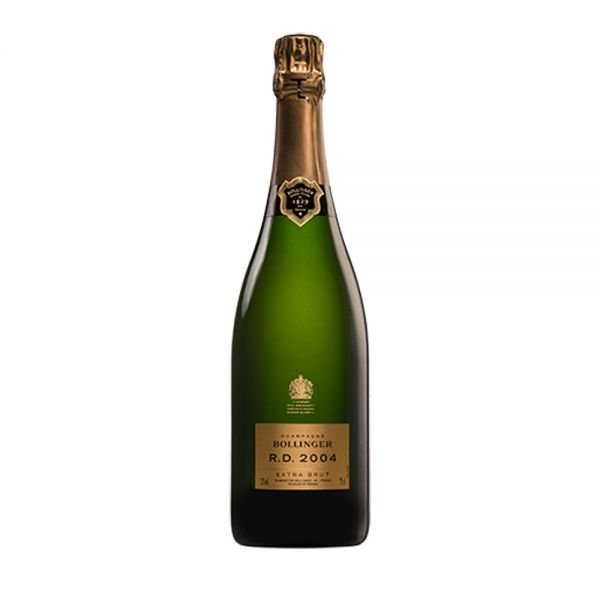 RD 2002 Champagne Bollinger