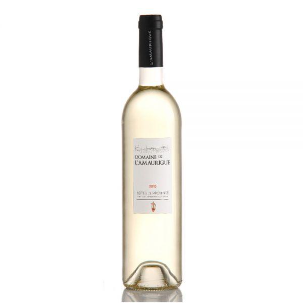 Domaine de l'Amaurigue 2019 Provence Blanc