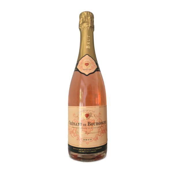 Crémant de Bourgogne Rosé Brut Cave de Lugny