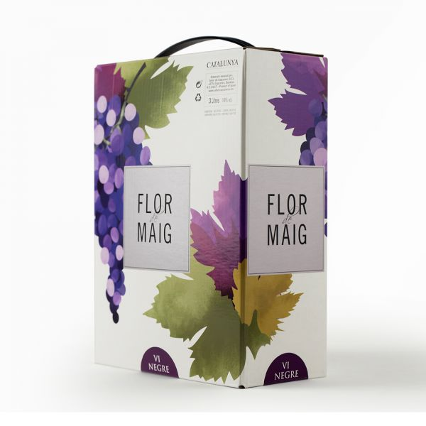 Flor de Maig tinto Celler de Capcanes