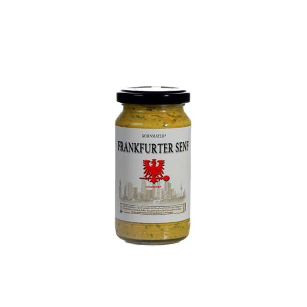Frankfurter Senf Kornmayers Manufaktur