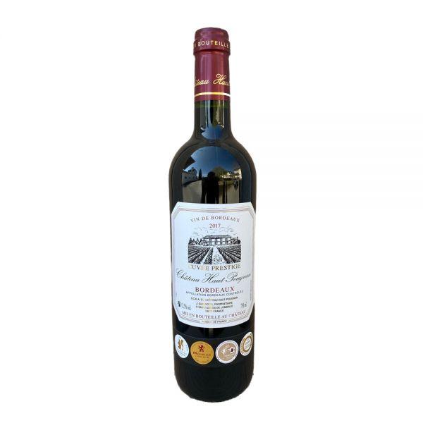 Cuvée Prestige Bordeaux rouge 2017 Château Haut-Pougnan